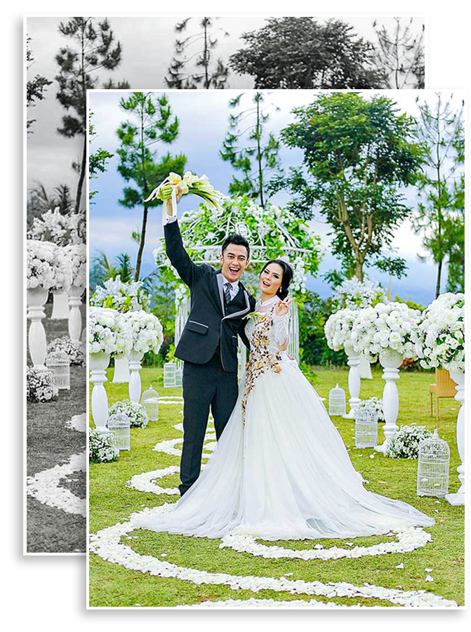 PAKET wedding jogloparisewu Paket Wedding